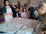 Steps mosaic workshop