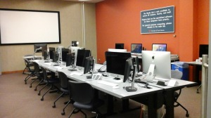 Library Media Lab, University of Texas at Austin